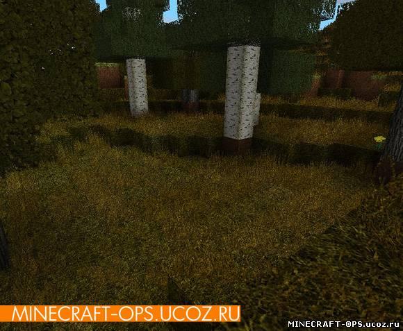 Реалистичные текстуры manicraft 1.5.2 HD