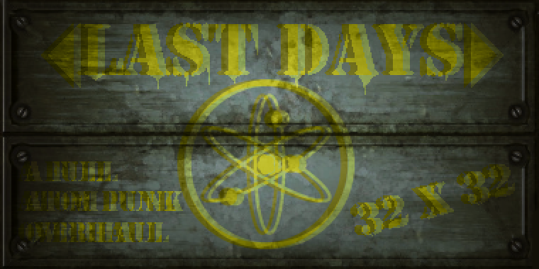 Last Days Текстуры для minecraft 1.5.2